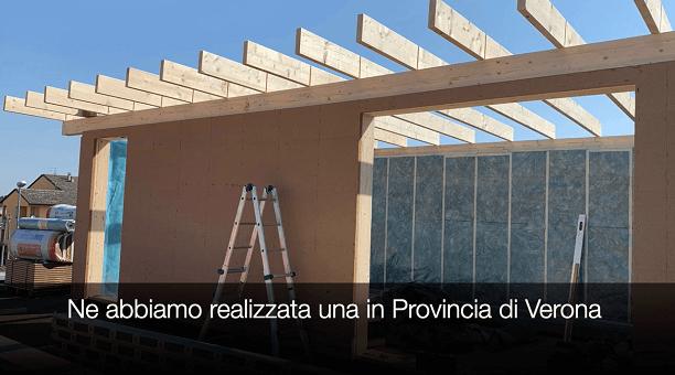 Sopraelevazione a Verona 2021